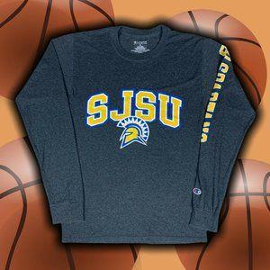 San Jose State University Champion Sweatshirt Mens